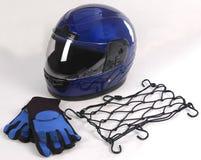 De uitrusting van de motorfiets. Royalty-vrije Stock Foto's