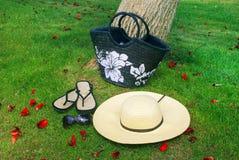 De uitrusting van de zomer Royalty-vrije Stock Fotografie