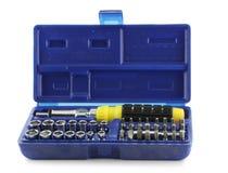 De uitrusting van het hulpmiddel Stock Foto