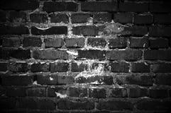 De uitstekende Achtergrond van de Bakstenen muur Stock Afbeeldingen