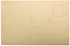 De uitstekende Achtergrond van de Foto van de Rand met de Lijnen van het Adres stock afbeelding