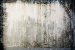 De uitstekende achtergrond van Grunge met frame Stock Fotografie
