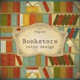 De uitstekende Achtergrond van het Boek in het scrapbooking van stijl Royalty-vrije Stock Afbeelding