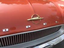 De uitstekende auto van Opel Royalty-vrije Stock Afbeelding