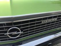 De uitstekende auto van Opel Stock Foto's