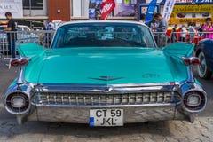 De uitstekende auto van Plymouth Stock Foto