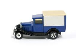 De uitstekende Bestelwagen van de Levering Royalty-vrije Stock Foto's