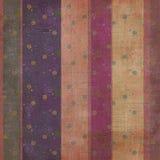 De uitstekende Bloemen Boheemse Achtergrond van het Plakboek van het Tapijtwerk Grunge Stock Afbeeldingen