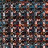 De uitstekende Bloemen Boheemse Achtergrond van het Plakboek van het Tapijtwerk Grunge Royalty-vrije Stock Afbeelding