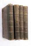 De uitstekende boeken van Foor Royalty-vrije Stock Afbeeldingen