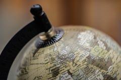 De uitstekende bol Europa van de aardewereld stock foto's