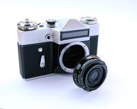 De uitstekende camera royalty-vrije stock fotografie