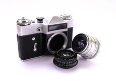 De uitstekende camera stock afbeeldingen