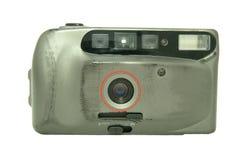 De uitstekende camera van de 35 mmfilm Stock Foto's