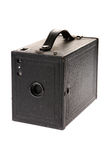 De uitstekende Camera van de Doos van de Film Royalty-vrije Stock Foto
