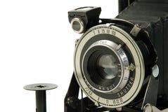 De uitstekende camera van de Foto Royalty-vrije Stock Afbeeldingen