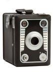 De uitstekende camera van de Foto Royalty-vrije Stock Foto's