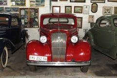 De uitstekende Coupé van Auto 1937 Chevrolet Royalty-vrije Stock Foto