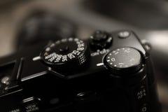 De uitstekende Fotografie van de de Snelheidswijzerplaat van het Camerablind royalty-vrije stock foto's
