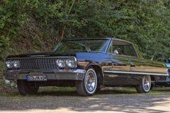 De uitstekende Impala van Chevrolet van 1963 Royalty-vrije Stock Afbeeldingen