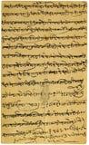 De uitstekende Indische Prentbriefkaar van het Oosten Royalty-vrije Stock Foto
