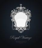 De uitstekende kaart van de Groet. Royalty-vrije Stock Afbeeldingen