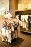 De uitstekende Kleding van Dames en de Winkel van Toebehoren stock foto's