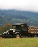 De uitstekende ModelVrachtwagen van T Royalty-vrije Stock Foto's