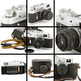 De uitstekende Montering van de Camera Stock Fotografie