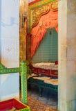 De uitstekende slaapkamer Royalty-vrije Stock Foto