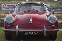 De uitstekende sportwagen van Porsche Stock Afbeeldingen