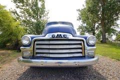 De uitstekende vrachtwagen van GMC Stock Afbeelding