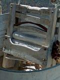 De uitstekende Wasmachine van de Wringer Royalty-vrije Stock Afbeeldingen