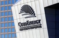 De Uitvoerende kunstencentrum van de Cobbenergie Stock Afbeelding