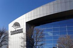 De Uitvoerende kunstencentrum van de Cobbenergie Royalty-vrije Stock Afbeelding