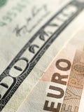 De uitwisseling van de munt Royalty-vrije Stock Fotografie