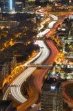 De un estado a otro en Atlanta Imagen de archivo
