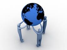De unie van de wereld Royalty-vrije Stock Foto's