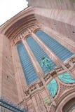 De unieke kathedraal van Liverpool Stock Afbeelding
