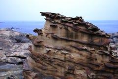 De unieke rots van Nanya Stock Foto's