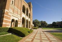 De universitaire Campus van de Universiteit Stock Fotografie