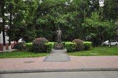 De Universitaire tuin van Sichuan China Royalty-vrije Stock Fotografie