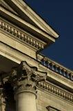 De Universiteit Dublin van de drievuldigheid Stock Afbeeldingen
