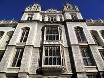 De Universiteit Londen, Universiteit van de koning van Londen Royalty-vrije Stock Foto