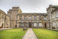 De universiteit van Aberdeen Royalty-vrije Stock Afbeeldingen