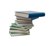 De universiteit van boeken Royalty-vrije Stock Fotografie