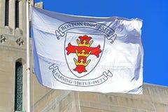 De Universiteit van Boston, Massachusetts, de V.S. stock afbeelding