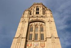 De universiteit van Bristol Royalty-vrije Stock Foto's