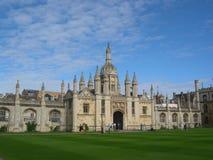 De Universiteit van Cambridge Stock Foto