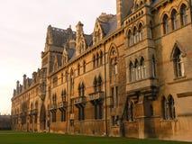 De Universiteit van Christchurch, Oxford Stock Foto's